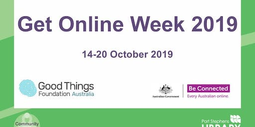 Get On Line Week @ Leongatha Library