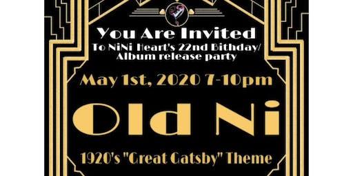Old Ni album release/ NiNi Heart's birthay party