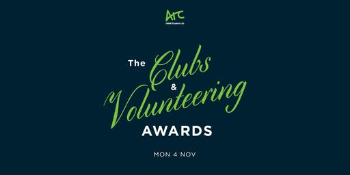 Arc@UNSW Clubs and Volunteering Awards Dinner