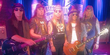 Roses N Guns (Guns N Roses Tribute) + DJ Billy VIdal tickets