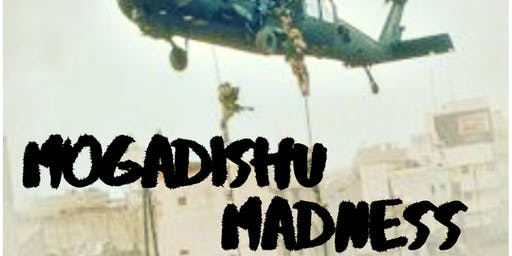 Mogadishu Madness: Remembering Blackhawk Down.