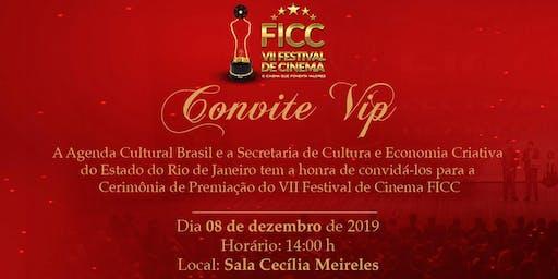 [Dia 08.12 - Cerimônia de Premiação] VII Festival de Cinema FICC