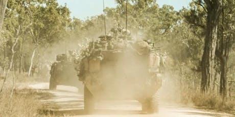 Australian Army Advanced Leadership and Human Performance Seminar tickets