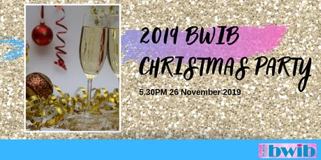 BWIB Christmas Drinks tickets