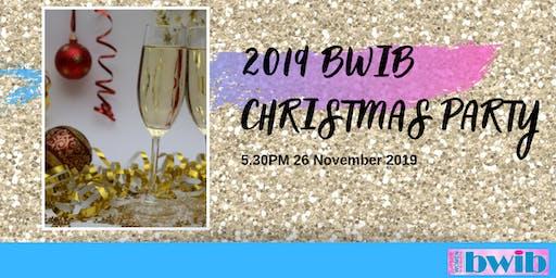 BWIB Christmas Drinks