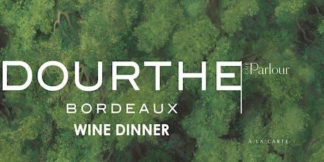 Dourhte Wine Dinner @ House 1881 tickets