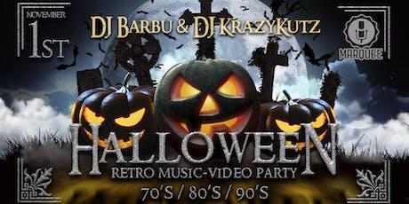 Halloween Retro Party! tickets
