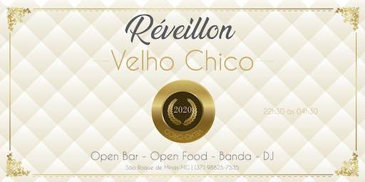Réveillon 2020 - Restaurante Velho Chico