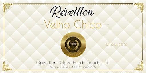 Réveillon 2019/2020 - Restaurante Velho Chico