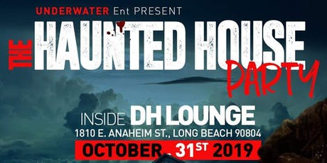 Long Beach Haunted House  And COSTUME   Party tickets