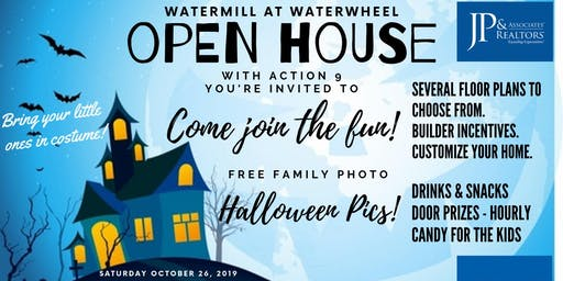 Spooktacular Community Open House