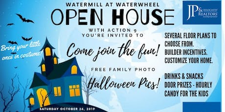 Spooktacular Community Open House tickets