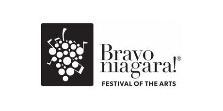 Bravo Niagara! Presents Artists As Activists tickets