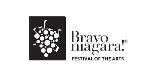Bravo Niagara! Presents Artists As Activists