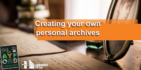 Creating your own personal Archives tickets