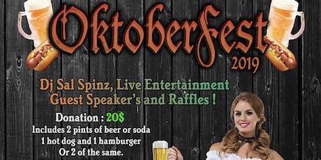 Oktoberfest Fund Raiser by Unlimited Charities Inc tickets