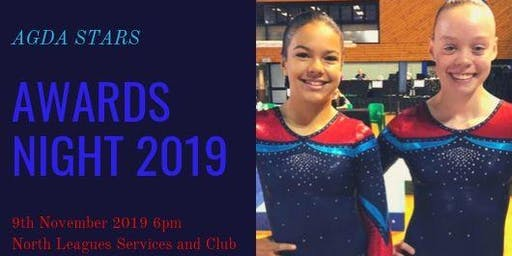 AGDA Stars Awards Dinner 2019