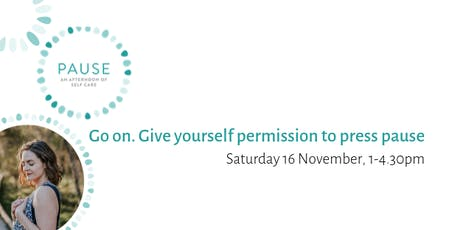 PAUSE: An afternoon of yoga & self care tickets