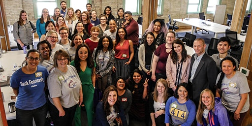 Hack a Pipeline MKE's Only All Womxn Hackathon