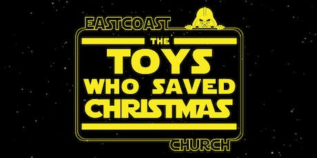 The Toys Who Saved Christmas tickets