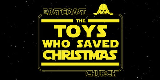 The Toys Who Saved Christmas