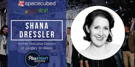 Fireside Chat with leading New York innovator, Shana Dressler