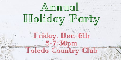 Toledo Rotary Annual Holiday Party