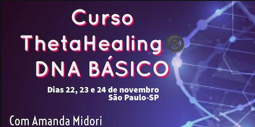 Curso DNA Básico de ThetaHealing com Amanda Midori - Formação
