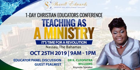 Teaching As A Ministry tickets