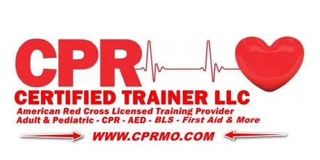 Adult First Aid / CPR / AED tickets