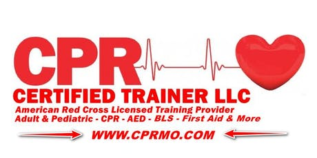 American Red Cross - Adult CPR / AED Only tickets