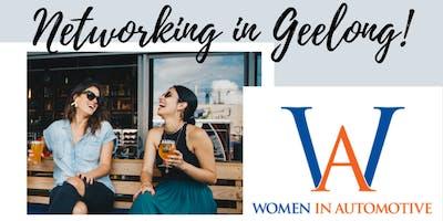 Women in Automotive Geelong Networking Event