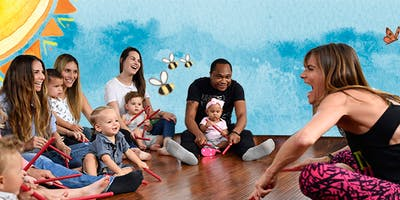 Zumbini Time with Allie is Happy Hour for you and your Child!