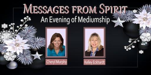 Messages from Spirit - An Evening of Mediuimship