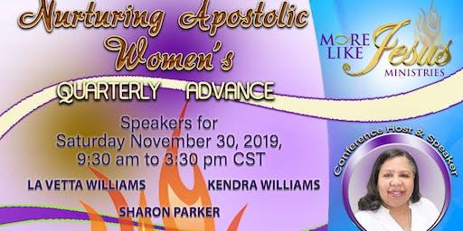 Nurturing Apostolic Women's Advance