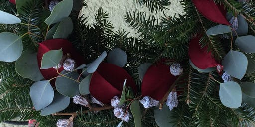 Wreath Decorating Workshop | Longfellow, Sunday 12/1/2019