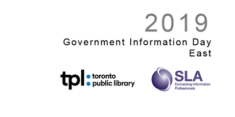 2019 Government Information Day (East) tickets