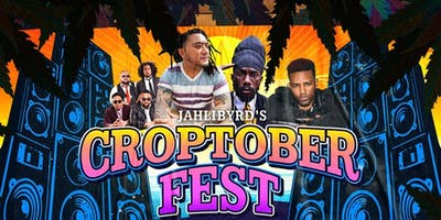 Croptober Fest feat: J Boog, Sizzla, Common Kings, Konshens, Afro B + more
