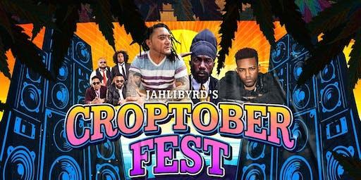 Croptober Fest feat: J Boog, Sizzla, Common Kings, Konshens, Afro B + more