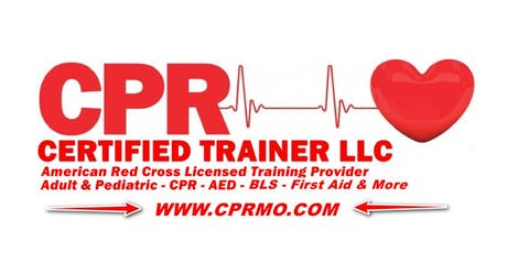 American Red Cross - Adult First Aid / CPR / AED tickets