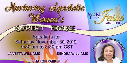 Nurturing Apostolic Women's Advance