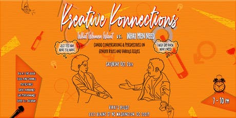 Kreative Konnections  tickets
