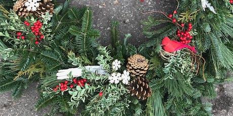 Wreath Decorating Workshop | Northeast, Sunday 12/1/2019 tickets