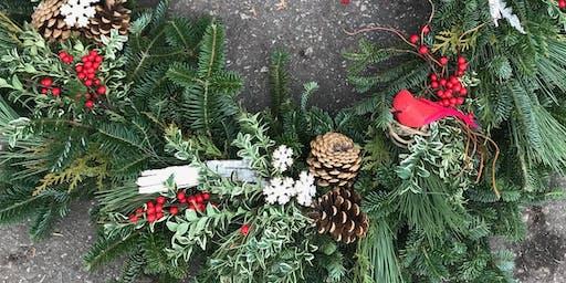 Wreath Decorating Workshop | Northeast, Sunday 12/1/2019