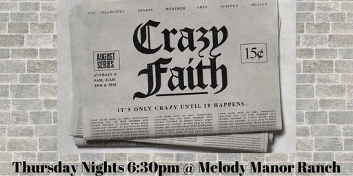 Crazy Faith Fellowship