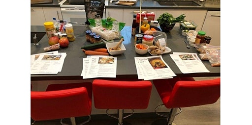 Traditional Thai With a Twist, OPEN cooking class (02-07-2020 starts at 11:00 AM)