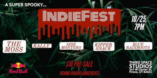A Super Spooky IndieFest
