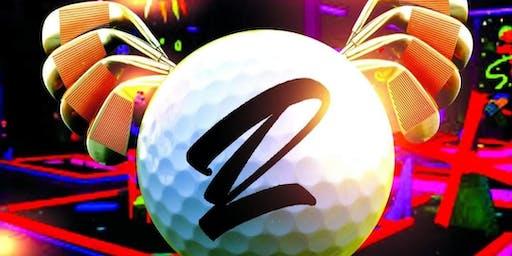 Putter Madness Mini Golf Night