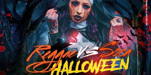 Reggae VS Soca 'Halloween' | Oct 25th 2019 | Halloween Friday