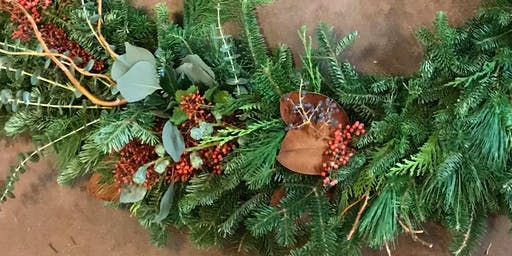 Wreath Decorating Workshop | Northeast, Tuesday 12/10/2019
